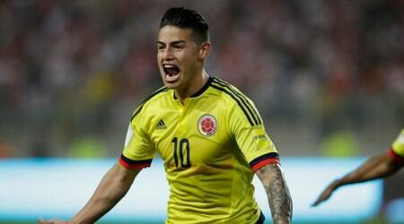 FIFA World Cup 2018: James Rodriguez not confirmed for Colombia's World Cup opener
