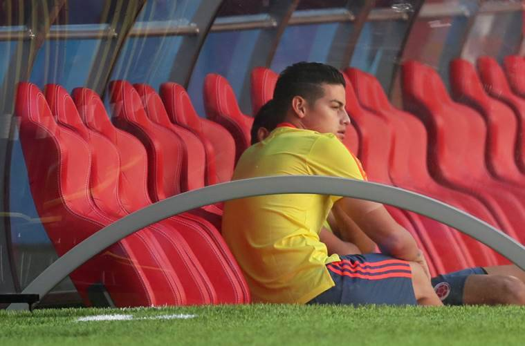 Team effort needed for Japan to stop James, says Nishino