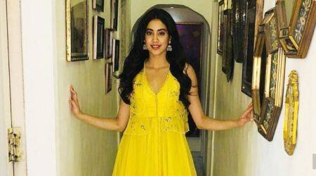 Janhvi Kapoor on coping up with Sridevi's sudden death: Dhadak gave me strength to go on