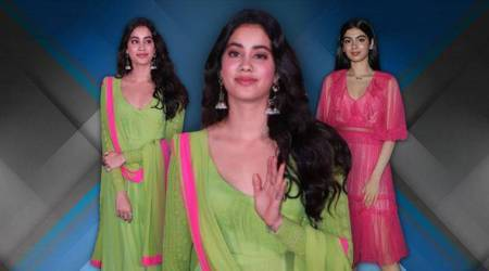 Dhadak trailer launch: Janhvi Kapoor shows why anarkalis can be an elegant choice for those close family gatherings