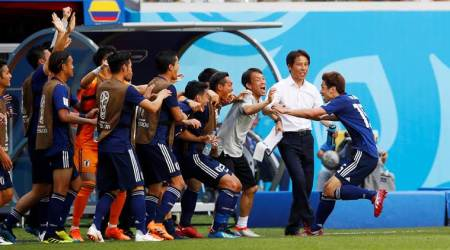 FIFA World Cup 2018: JFA vindicated after Japan's opening win