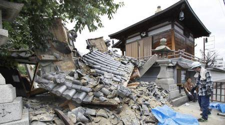 Japan earthquake: Three dead, no tsunami warning issued