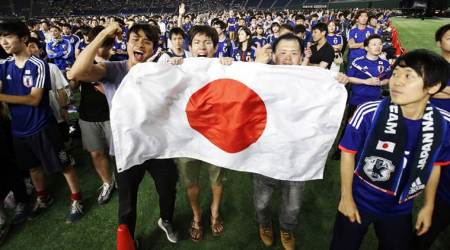 Japan fans should feel lucky to be in Russia, says football chief