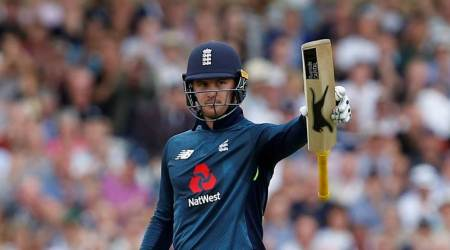 England beat Australia by six wickets to lead ODI series 4-0