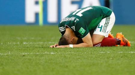 FIFA World Cup 2018: Stop the homophobic chanting, Javier Hernandez pleads with Mexicofans