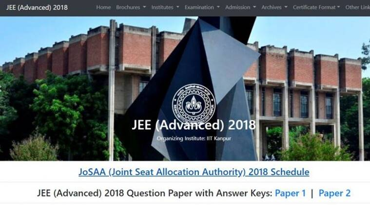 jee advanced 2018, jee advanced result, jee advanced 2018 result, jee advanced result 2018, iit jee advanced, jeeadv.ac.in