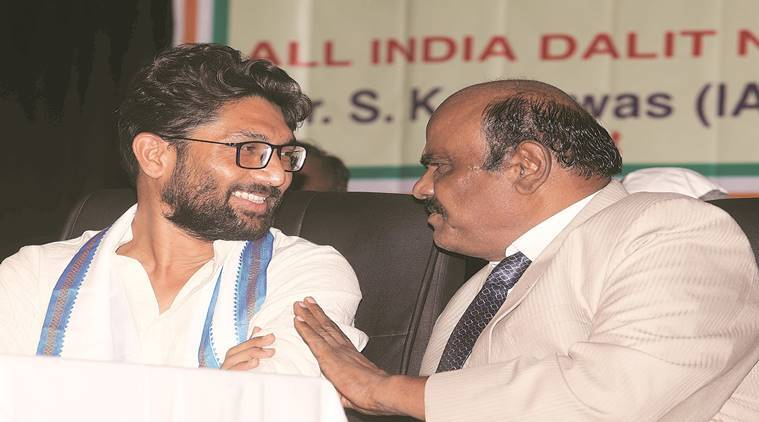 Jignesh Mewani, Kolkata, Gujarat MLA, All India Dalit Youth Conference, Kolkata news, Indian Express