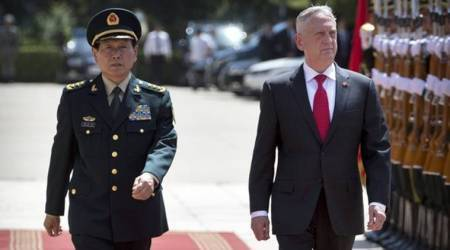 China won't give up 'one inch' of territory: Xi Jinping tells Jim Mattis