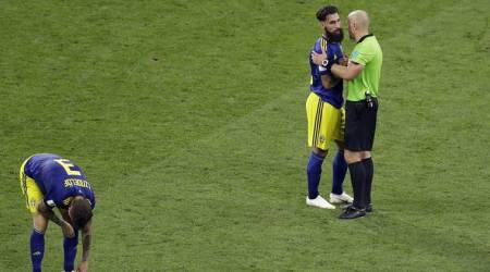 FIFA World Cup 2018: Sweden's Jimmy Durmaz subjected to race hate storm after Germany loss