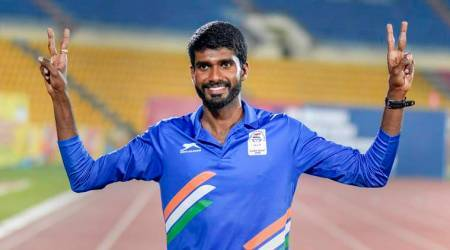 Jinson Johnson smashes 42-year 800m national record