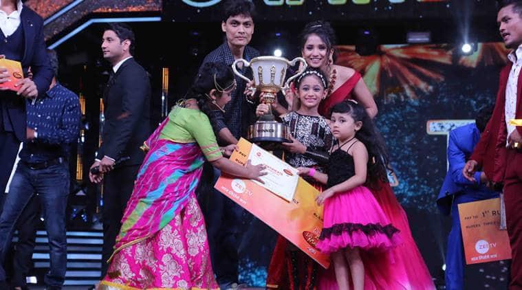 Jiya Thakur wins did li'l masters season 4