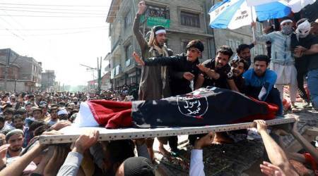 Protests over youth crushed by CRPF vehicle, grenade blasts put Srinagar on edge