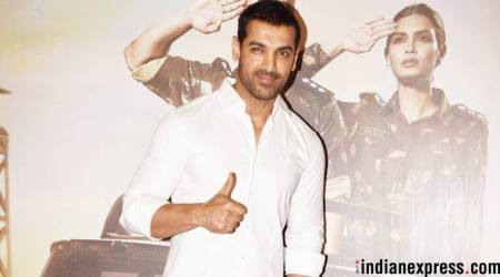 John Abraham on Parmanu: I hope we make it to the National Awards