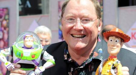 John Lasseter, Pixar co-founder, to step down at end of year