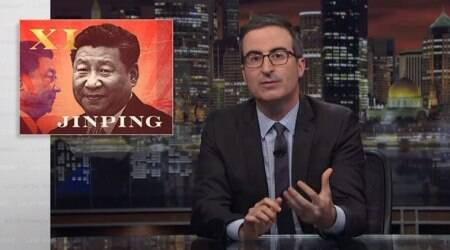 HBO website down in China after John Oliver skewers Xi Jinping for censorship