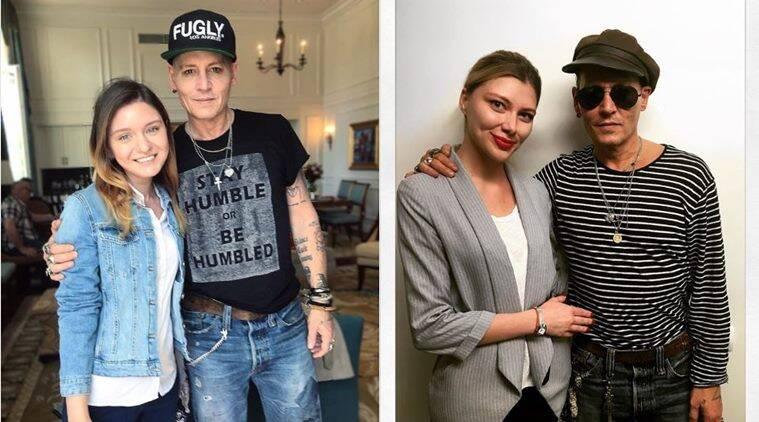 johnny depp thin photos appeared online from russia