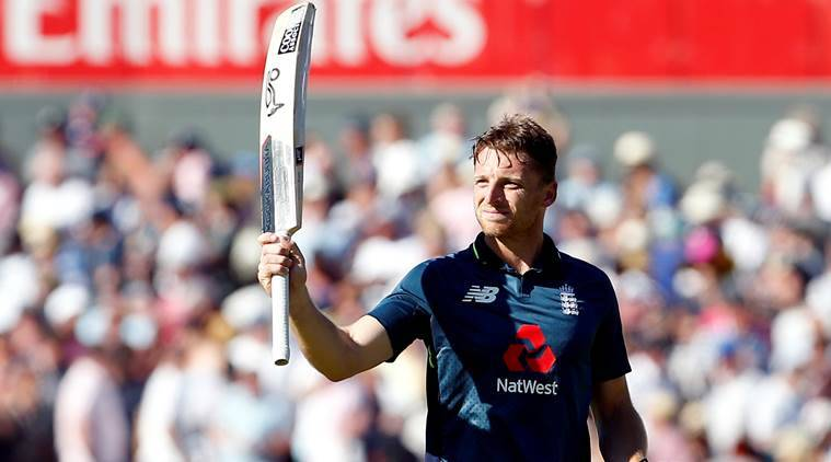 Inform Jos Buttler will open for England in one off the T20I match against Australia. (Photo - Reuters)