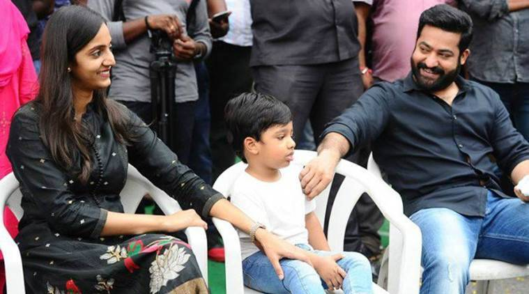 Jr Ntr Blessed With A Baby Boy Entertainment News The Indian Express
