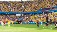 FIFA World Cup 2018: A Colombian 'creeper' sneaks in againstJapan