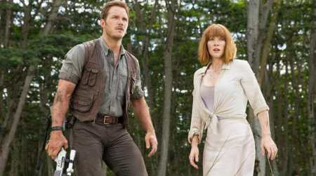 Jurassic World actor Bryce Dallas Howard: You haven't experienced fun until you've acted opposite Chris Pratt