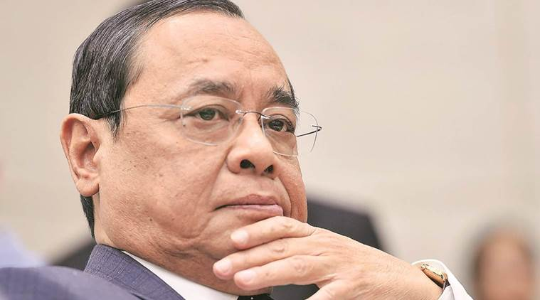 Gujarat high court, Justice AS Dave, CJI Ranjan Gogoi, Ranjan Gogoi, AA Kureshi, Gujarat High Court, India news, Indian Express, latest news
