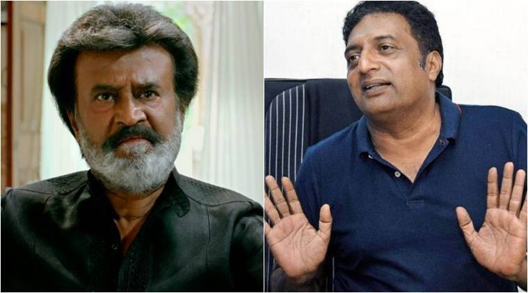 prakash raj on rajiinikanth kaala ban in karnataka