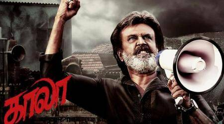 Kaala: Rajinikanth thanks God for the film's box office performance