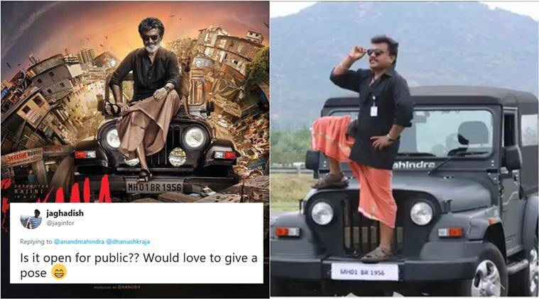 'Kaala' Fever: Want To Pose Like Rajinikanth? Anand