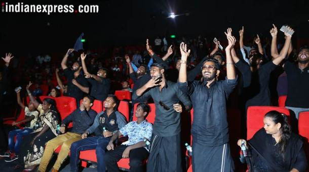 kaala release madness