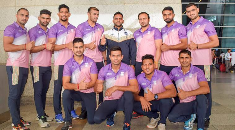 India vs Pakistan Live Streaming Kabaddi Masters Dubai 2018: India vs  Pakistan Kabaddi Dubai 2018 Timing, TV Channel, Teams | Sports News,The  Indian Express