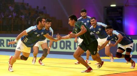 India vs Kenya Live Score Kabaddi Masters 2018 Live Streaming: India 47-17 Kenya