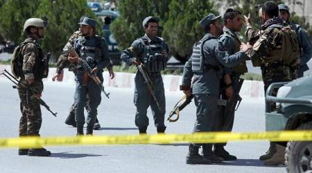 Suicide bomber targets Afghan clerics gathered calling for peace