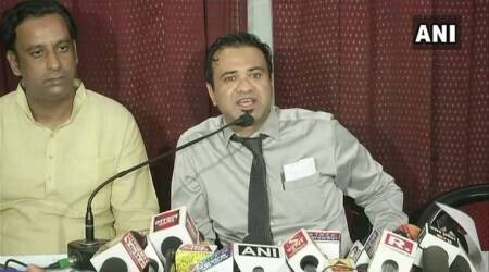 Dr Kafeel Khan, who recently walked out of jail after getting arrested last year, also rubbished the CM's claim's that the casualties were due to Japanese Encephalitis which usually breaks out at that time of the year.