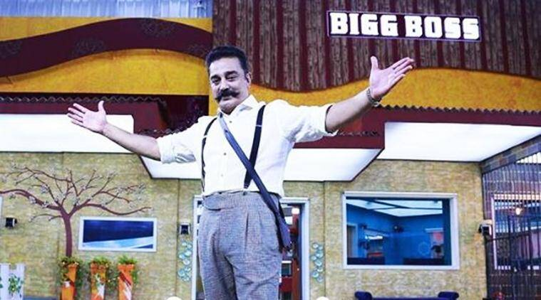 Kamal Hassan is all set to return for Bigg Boss Tamil 2, see photos