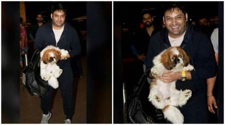 Kapil Sharma is back in Mumbai, see his latest photos