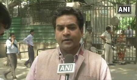 Rebel AAP MLA Kapil Mishra files plea against Kejriwal over 'poor attendance' in Assembly, hearing likely tomorrow