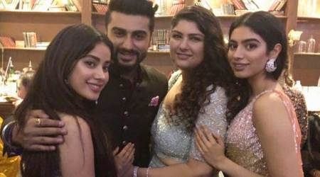 Arjun Kapoor pens emotional note for Janhvi Kapoor ahead of Dhadak trailer launch
