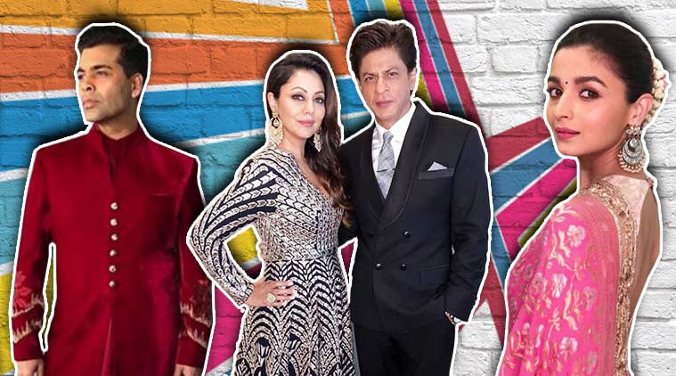 SRK, Priyanka, many more attend Akash-Shloka's engagement ceremony