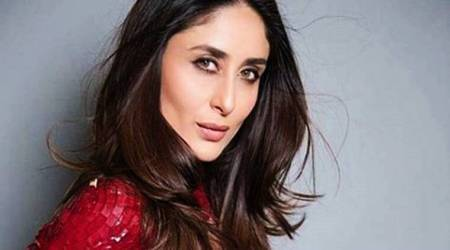 Kareena Kapoor Khan makes a strong case for all-fringe outfits for a magazine's cover-shoot