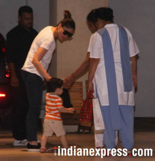 kareena taimur photo
