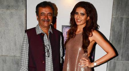 Sanju actor Karishma Tanna: It was on my bucket list to work with Rajkumar Hirani
