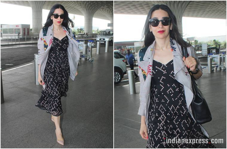 airport looks, bollywood airport looks, Deepika Padukone, Malaika Arora, Karisma Kapoor, Diana Penty, celeb fashion, bollywood fashion, indian express, indian express news