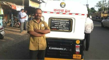This Karnataka auto driver gives free rides to pregnant women and those who are ailing or differently-abled
