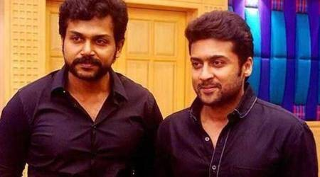 Suriya and I will act together in a film very soon: Kadaikutty Singam actorKarthi