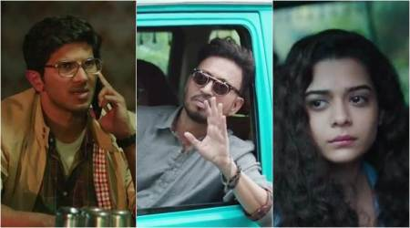 Karwaan trailer: Irrfan Khan, Mithila Palkar and Dulquer Salmaan take a roller coaster ride