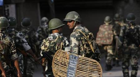 At least 61,000 posts lying vacant in paramilitary forces
