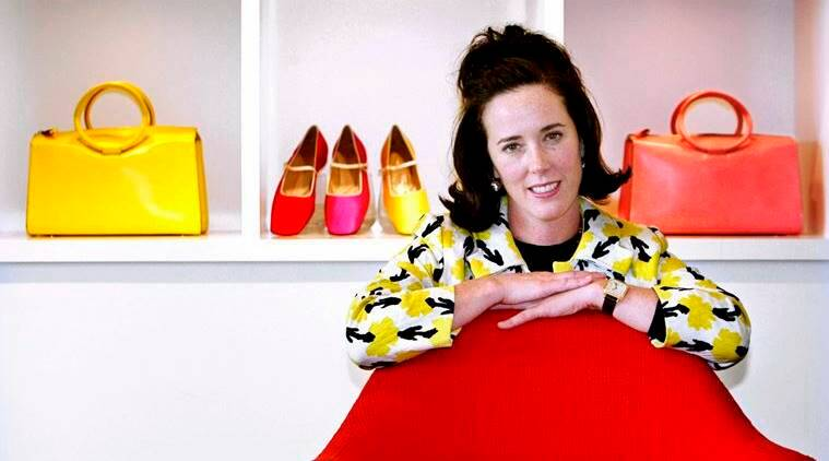 Thank you, Kate Spade, for bringing the color to our lives