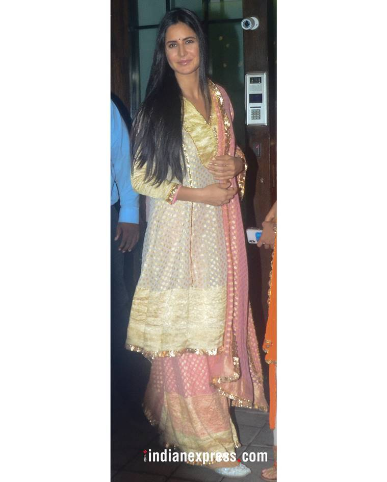 Arpita Khan eid bash, eid party bollywood, salman khan eid party, katrina kaif eid party, jacqueline fernandez eid party, huma qureshi eid party, sonakshi sinha eid party, indian express, indian express news