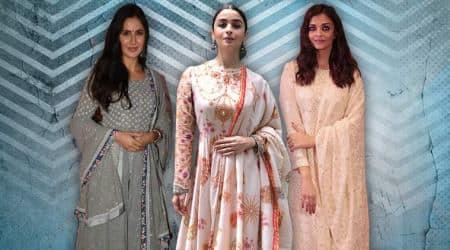fashion hits and misses, Aishwarya Rai Bachchan, Katrina Kaif, Alia Bhatt, Mahira Khan, Priyanka Chopra, Janhvi Kapoor, Suhana Khan, Sonakshi Sinha, Aditi Rao Hydari, celeb fashion, bollywood fashion, indian express, indian express news