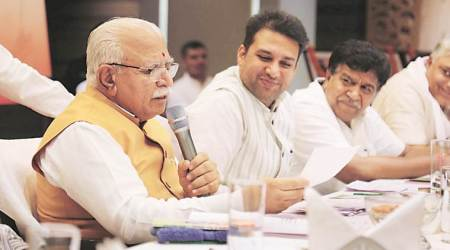 Intellectual meet: Haryana CM Manohar Lal Khattar discusses idea of 'happiness index'